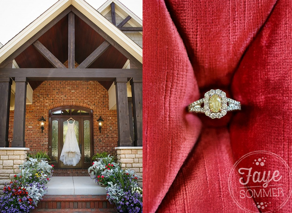 Dayton Ohio Wedding Photographer captures details