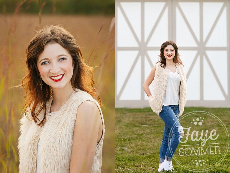 butler high school senior photography