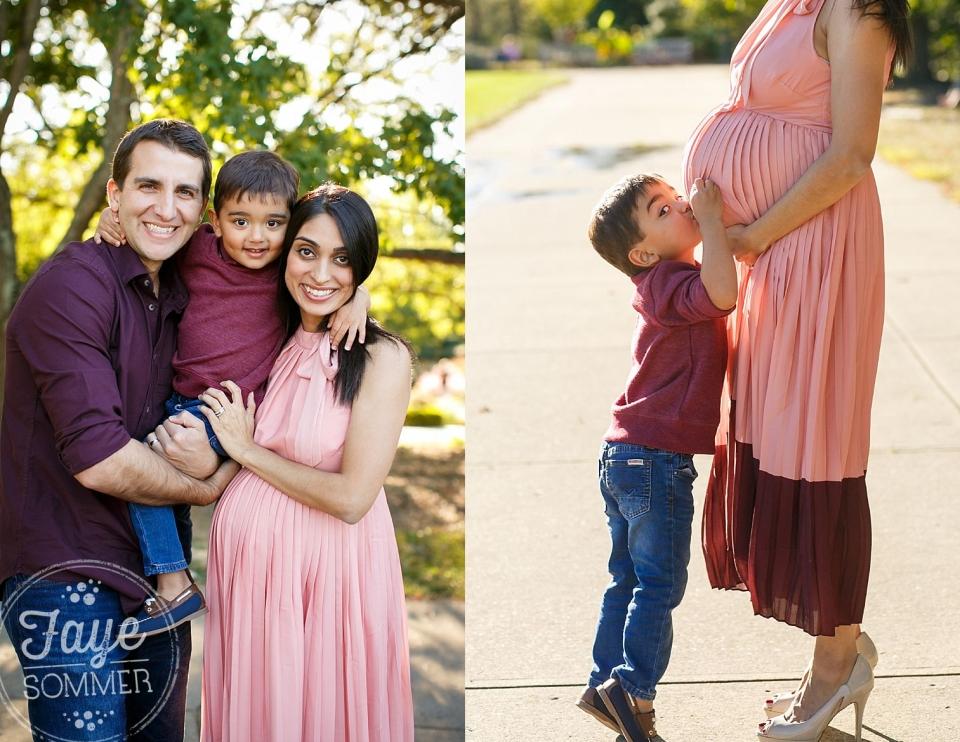 tipp city ohio maternity photography