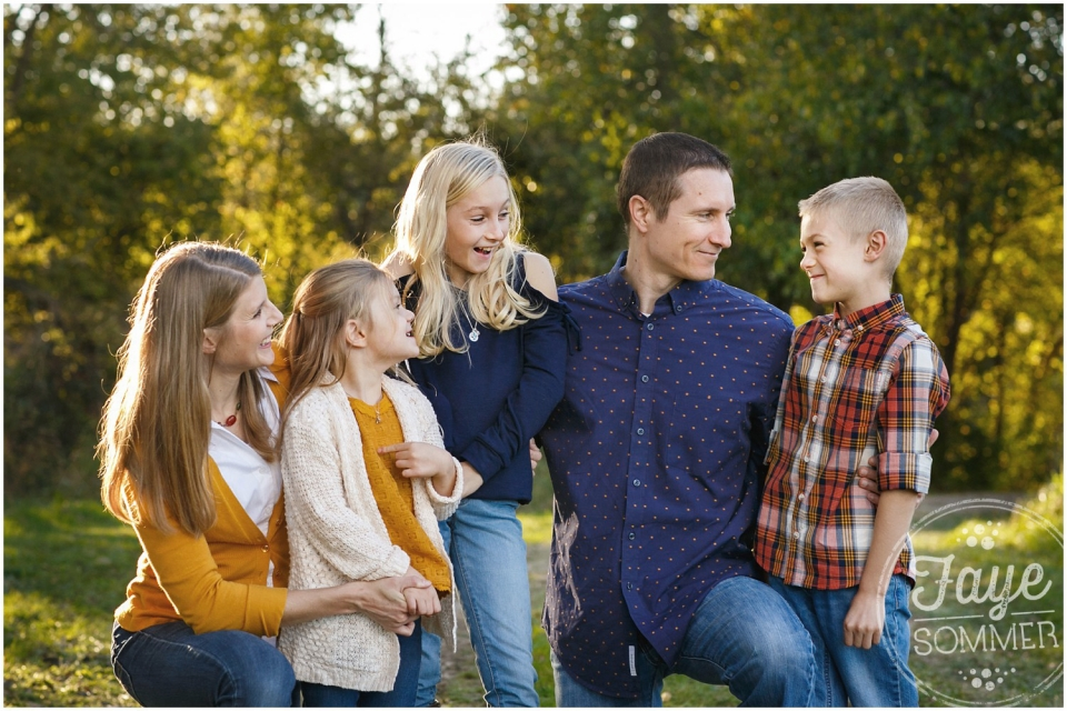 candid family dayton ohio photographer